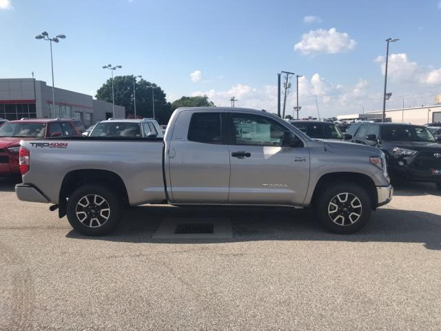 New 2018 Toyota Tundra 4WD SR5 Double Cab 6.5' Bed 5.7L 4WD