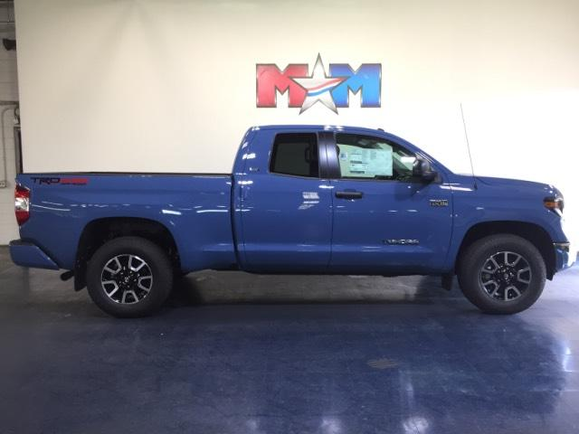 New 2019 Toyota Tundra 4WD SR5 Double Cab