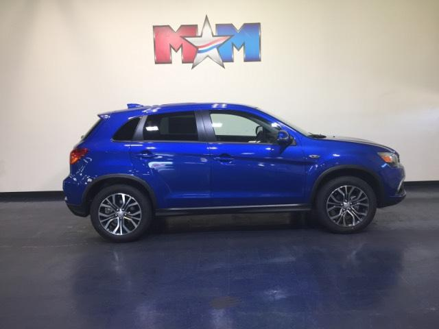 New 2018 Mitsubishi Outlander Sport ES 2.0 Manual FWD