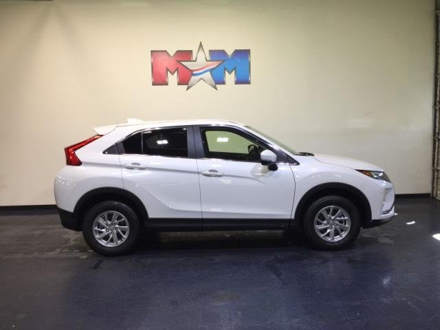 New 2018 Mitsubishi Eclipse Cross ES FWD FWD Sport Utility