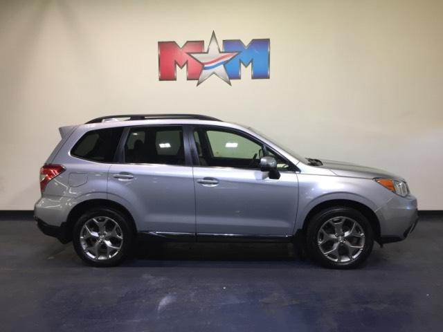 Pre-Owned 2016 Subaru Forester CVT 2.5i Touring