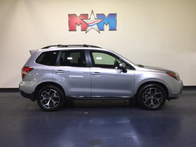 Certified Pre Owned 2016 Subaru Forester 4dr Cvt 2 0xt Touring