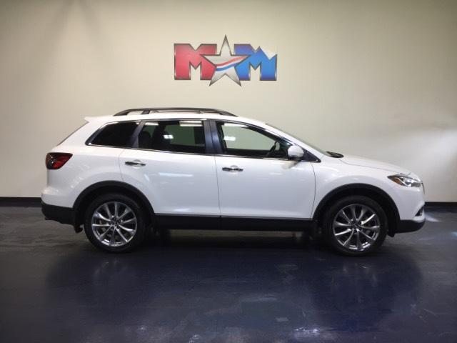 Pre-Owned 2015 Mazda CX-9 AWD 4dr Grand Touring With Navigation & AWD