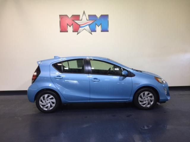 Pre Owned 2015 Toyota Prius C 5dr Hb Two 4dr Car In Christiansburg