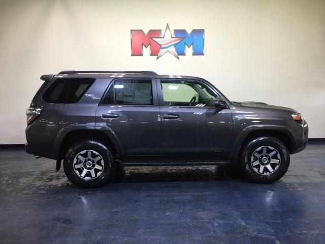 Shelor Motor Mile Toyota >> New 2019 Toyota 4runner Trd Off Road Premium 4wd Sport Utility In