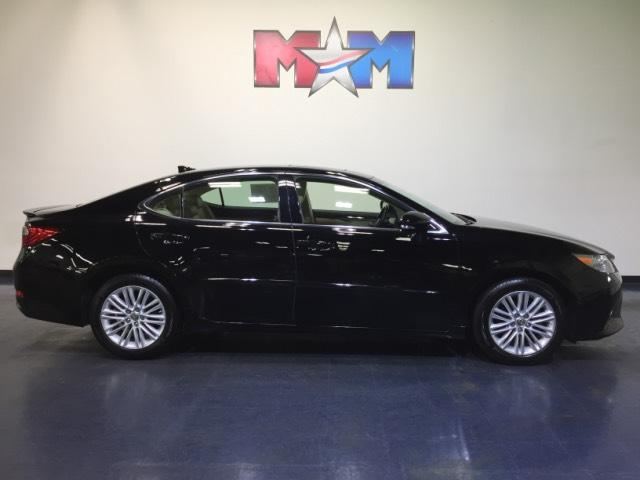 Pre-Owned 2015 Lexus ES 350 4dr Sdn FWD