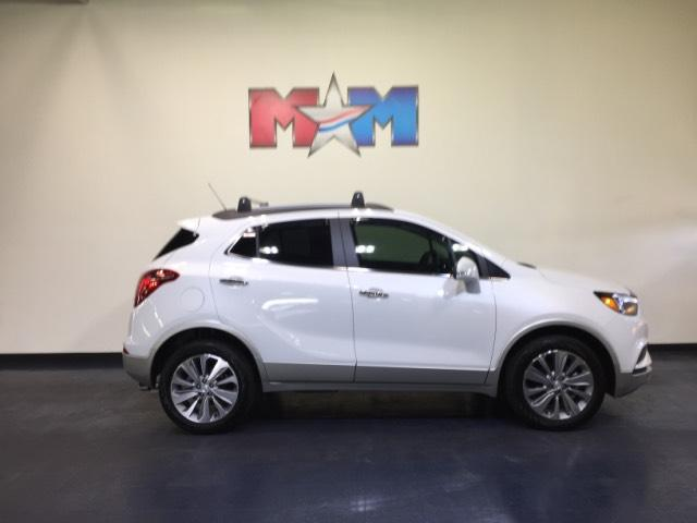 Pre-Owned 2018 Buick Encore AWD Preferred