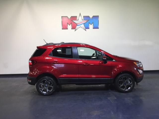 New 2018 Ford EcoSport SES 4WD With Navigation