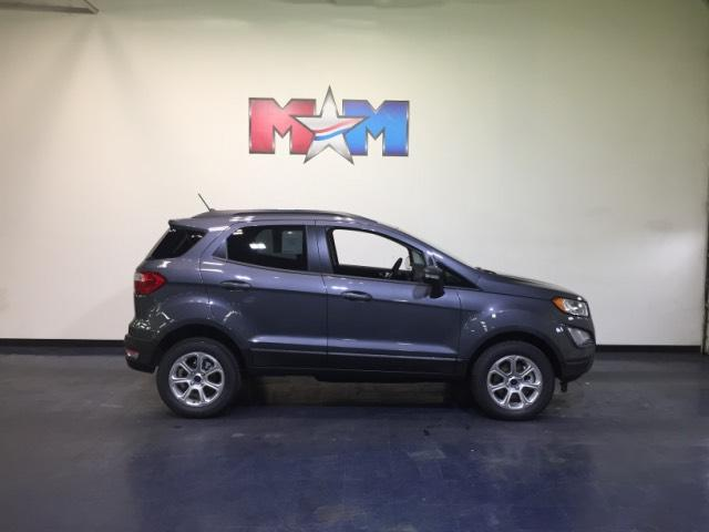 New 2018 Ford EcoSport SE 4WD 4WD