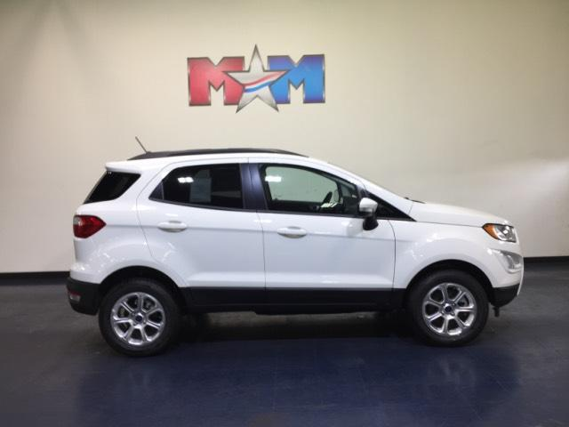 New 2018 Ford EcoSport SE 4WD With Navigation