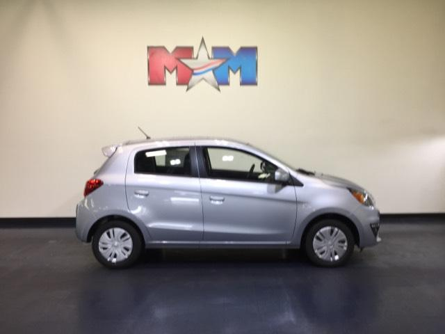 New 2018 Mitsubishi Mirage ES CVT FWD 4dr Car