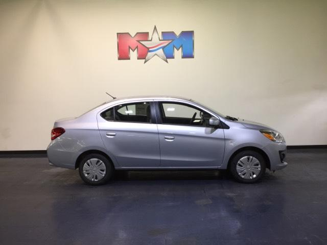 New 2018 Mitsubishi Mirage G4 ES CVT