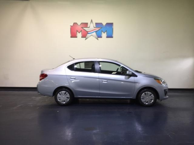 New 2018 Mitsubishi Mirage G4 ES Manual FWD 4dr Car