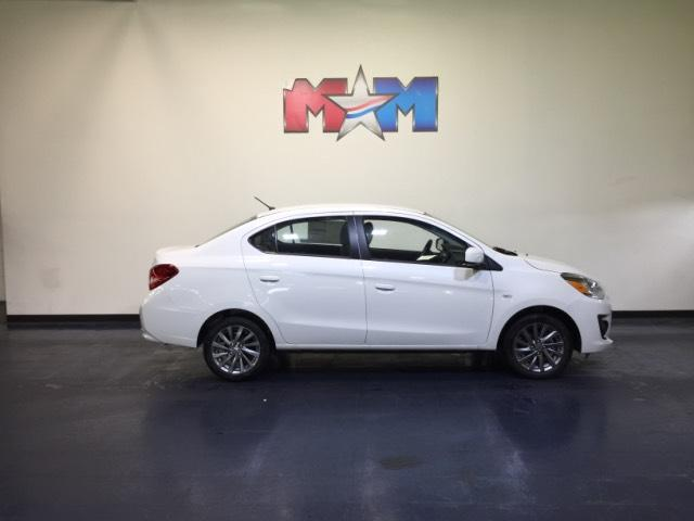 New 2018 Mitsubishi Mirage G4 ES CVT FWD 4dr Car