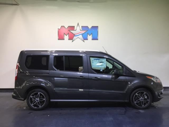 New  Ford Transit Connect Xlt Lwb W Rear Liftgate