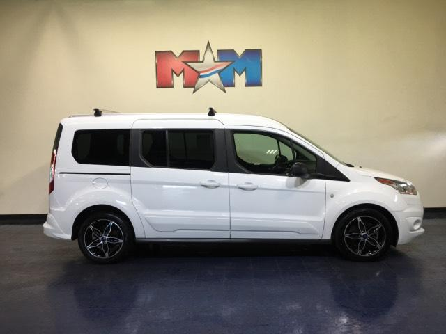 Pre-Owned 2016 Ford Transit Connect 4dr Wgn LWB XLT w/Rear Liftgate FWD