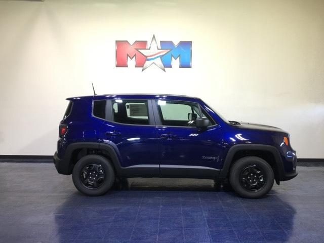Shelor Used Cars >> New 2019 Jeep Renegade Sport 4x4 Sport Utility In Christiansburg
