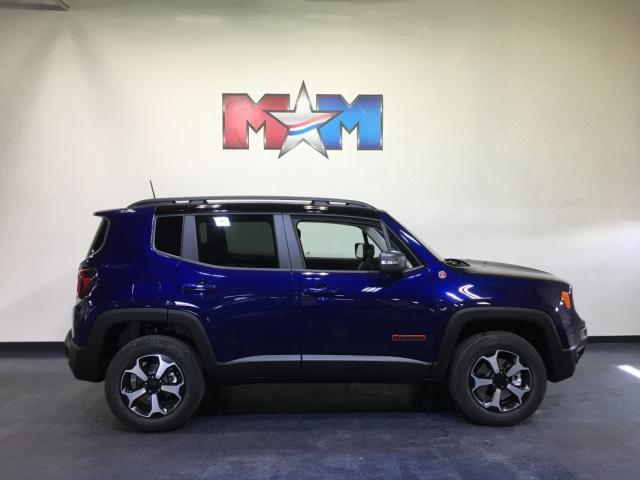 New 2019 Jeep Renegade Trailhawk 4x4 With Navigation 4wd