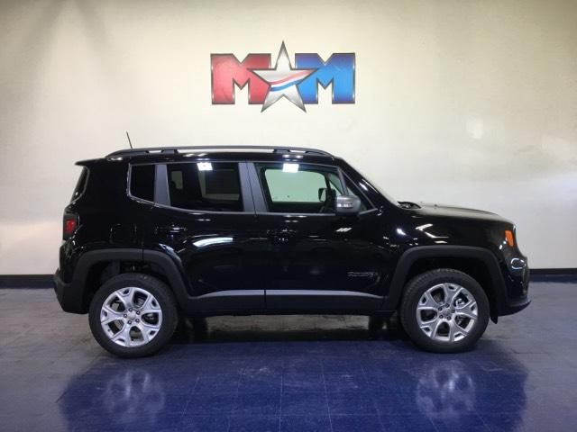 Jeep Renegade Limited >> New 2019 Jeep Renegade Limited 4x4 With Navigation 4wd