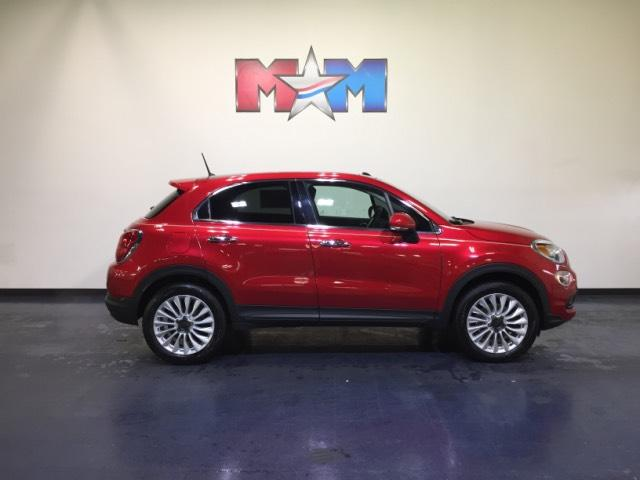 Pre-Owned 2016 FIAT 500X AWD Lounge