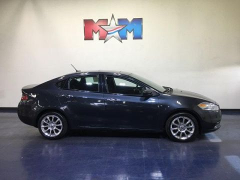 Pre-Owned 2013 Dodge Dart 4dr Sdn Limited
