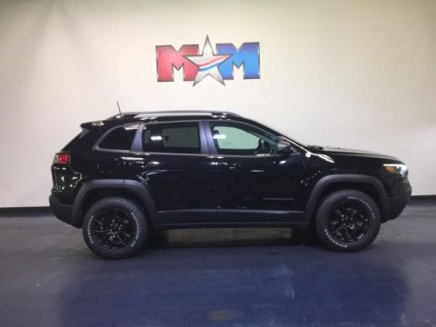 New 2019 Jeep Cherokee Trailhawk Elite 4x4