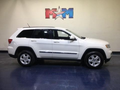 Pre-Owned 2012 Jeep Grand Cherokee 4WD 4dr Laredo