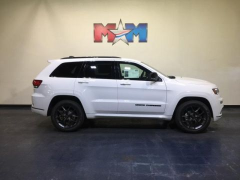 New 2019 Jeep Grand Cherokee Limited X 4x4