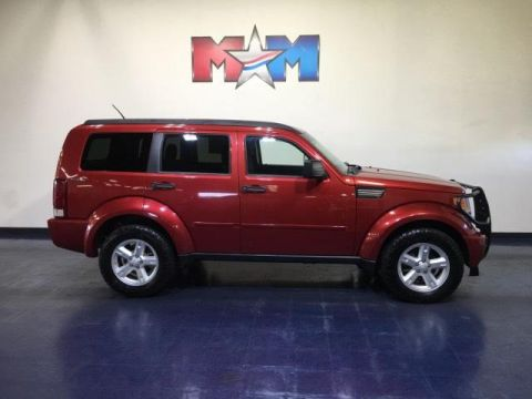 Pre-Owned 2010 Dodge Nitro 4WD 4dr SXT *Ltd Avail*