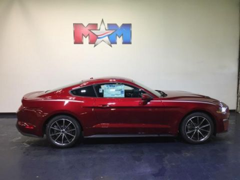 New 2018 Ford Mustang EcoBoost Premium Fastback