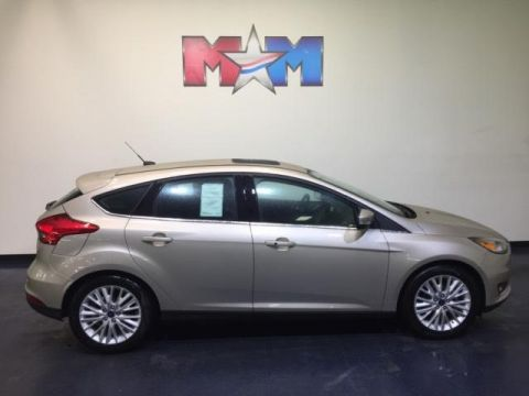 New 2018 Ford Focus Titanium Hatch