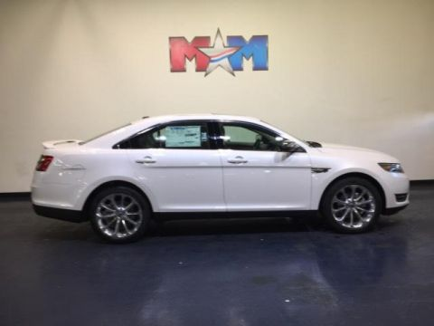 New 2019 Ford Taurus Limited FWD