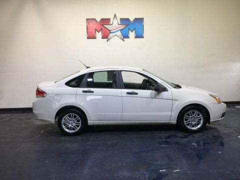 Pre-Owned 2010 Ford Focus 4dr Sdn SE