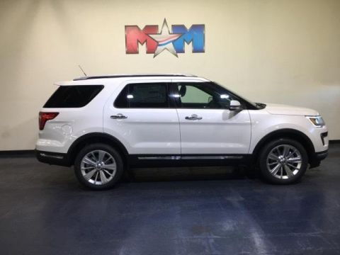 New 2019 Ford Explorer Limited 4WD
