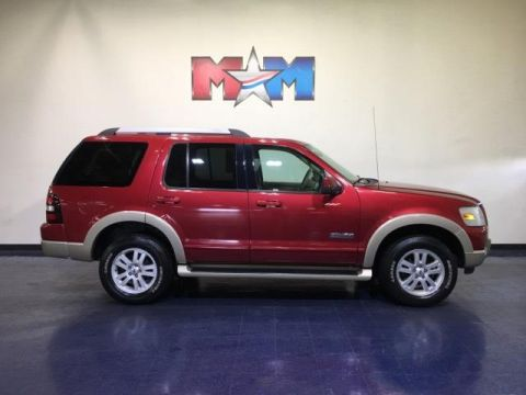 Pre-Owned 2006 Ford Explorer 4dr 114 WB 4.0L Eddie Bauer 4WD