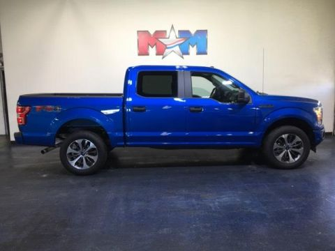 New 2019 Ford F-150 XL 4WD SuperCrew 5.5' Box