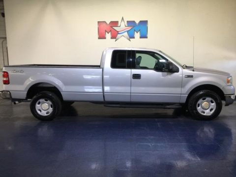 Pre-Owned 2004 Ford F-150 Supercab 163 XL 4WD