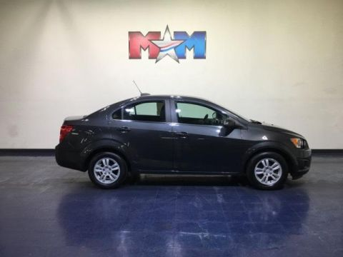 Pre-Owned 2015 Chevrolet Sonic 4dr Sdn Auto LT