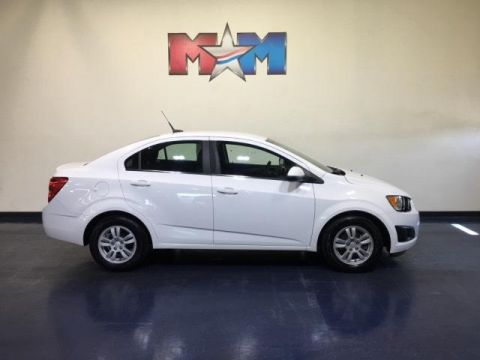Pre-Owned 2013 Chevrolet Sonic 4dr Sdn Manual LT