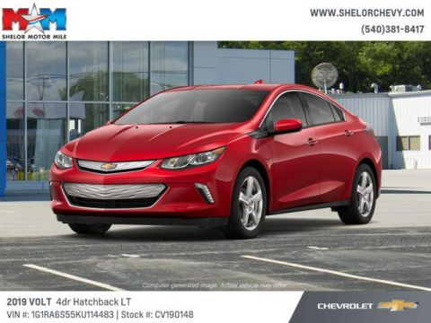 New 2019 Chevrolet Volt 5dr HB LT