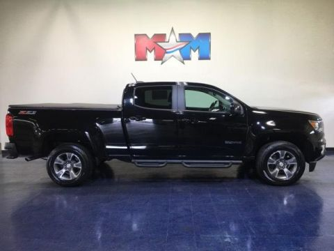 Pre-Owned 2015 Chevrolet Colorado 4WD Crew Cab 140.5 Z71