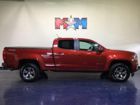 Pre-Owned 2016 Chevrolet Colorado 4WD Crew Cab 140.5 Z71