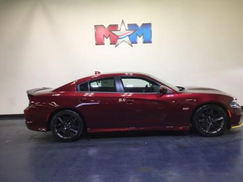 New 2019 Dodge Charger Scat Pack RWD