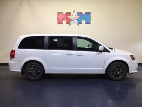 New 2018 Dodge Grand Caravan SE Plus Wagon