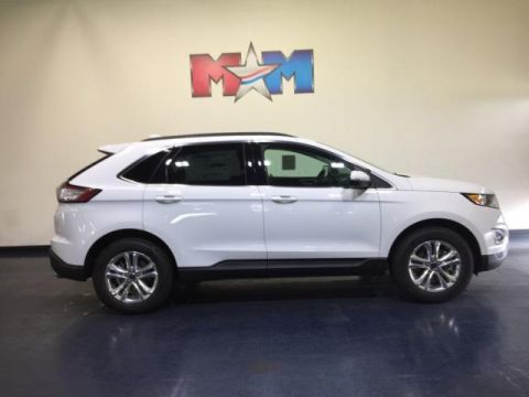 New 2018 Ford Edge SEL AWD