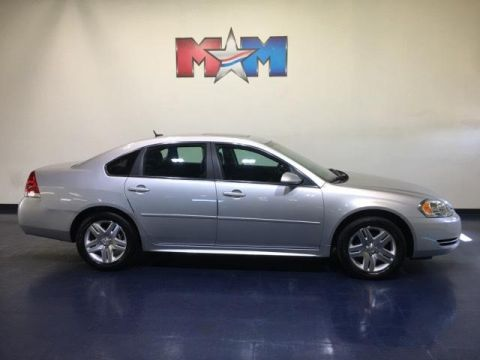 Pre-Owned 2013 Chevrolet Impala 4dr Sdn LT