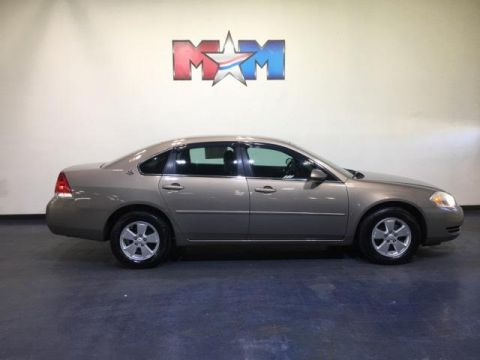 Pre-Owned 2007 Chevrolet Impala 4dr Sdn 3.5L LT