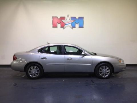 Pre-Owned 2007 Buick LaCrosse 4dr Sdn CX