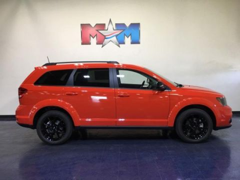 New 2019 Dodge Journey SE AWD