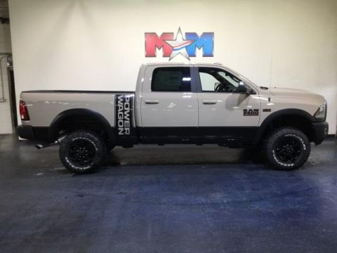 New 2018 Ram 2500 Power Wagon 4x4 Crew Cab 6'4 Box